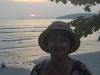 Pri západe slnka, Aonang, Krabi