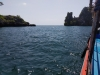 Ideme sa potápať na lokály, Aonang, Krabi, Thajsko