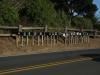 Poštové schránky, severná Kalifornia