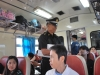 Vo vlaku do Ayuthaya