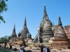 Wat Phra Si Sanpetch, Ayuthaya, Thajsko
