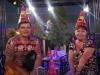 Na Silvestra o polnoci, Bangkok, Thajsko