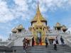 Wat Traimit, chrám zlatého sediaceho Budhu, Bangkok