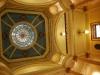 Interiér kopuly sídla guvernéra Wyomingu