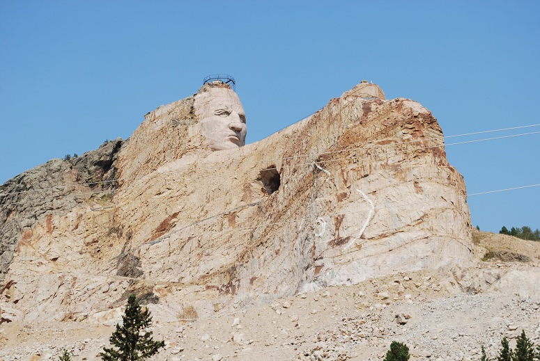 Crazy Horse, Black Hills, Južná Dakota