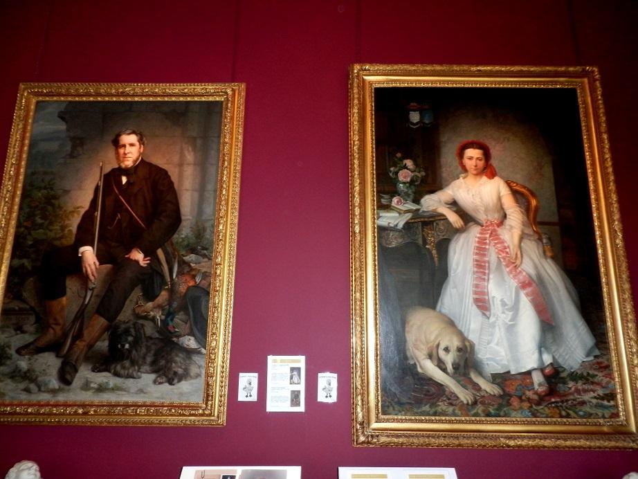 John a Josephine, Bowse Museum