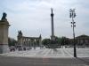Budapešť, Námestie hrdinov