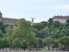 Budapešť, Turul a lanovka v Budatíne