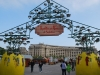 Veľkonočný trh na Námestí Ústavy, Bukurešť
