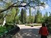Park Cismigiu, Bukurešť