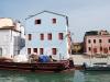 Ostrov Burano, Benátsko, Taliansko