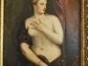 Tiziano Vecellio - Venuša so zrkadlom, Ca´ d´Oro, Benátky