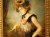Franz von Lenbach - Portrét Marion von Horstein Franchetti, Ca´ d´Oro, Benátky
