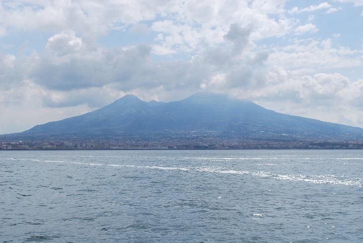 Sopka Vezuv