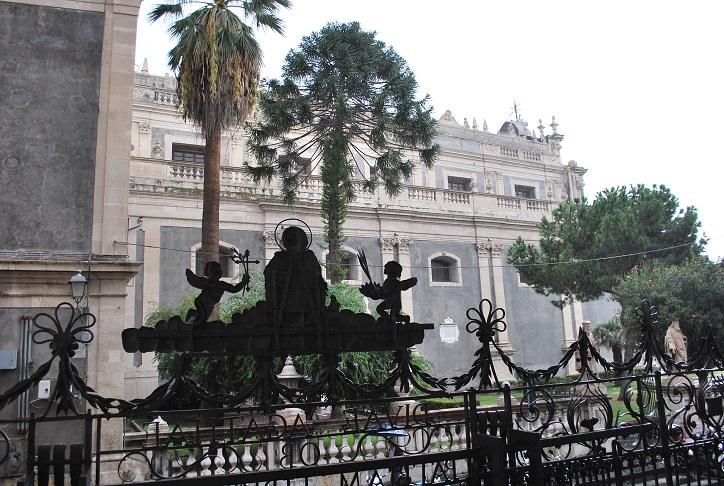Duomo di Catania, Sicilia