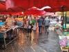 Upršaný rybí trh, Catania, Sicília