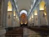 Interiér Duomo, Catania, Sicília