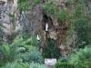 Panenka Mária v skale, Taormina, Sicília