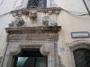 Vchod do katedrály, Cefalù, Sicília