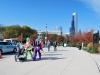 Chicago - haloween sa blíži
