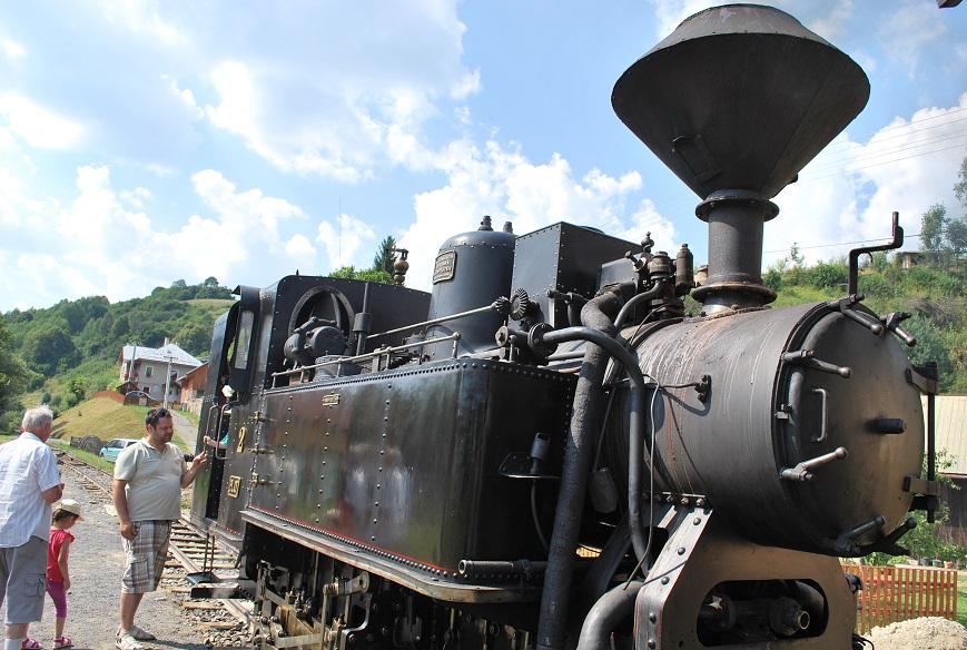 Čiernohronská železnica, sme v storočí pary