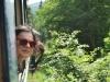 Čiernohronská železnica, Marianka pozerá z okna