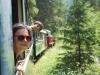 Čiernohronská železnica, Marianka a Martinko pozerajú z okna
