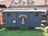Čiernohronská železnica, vozeň Lesná pošta