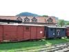 Čiernohronská železnica, vagóny