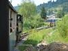Čiernohronská železnica, cigánske deti na trati