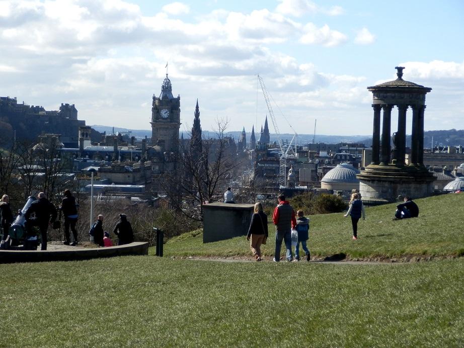 Edinburgh - ikona severu