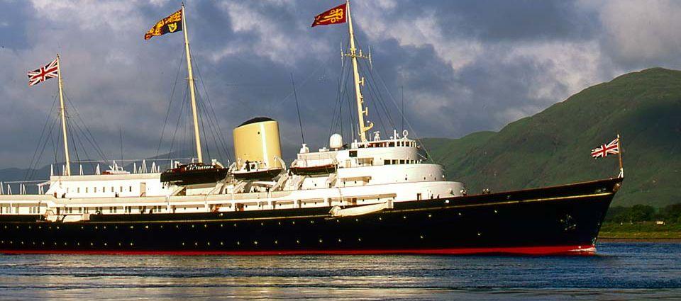 Kráľovská jachta