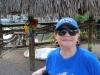 Marianka a papagáje, Aligator Farm, Florida, USA