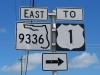 Dopavné značky, Everglades, Florida, USA