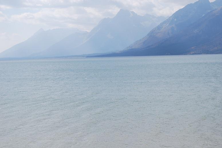 Grand Teton National Park and Jackson Lake, Wyoming