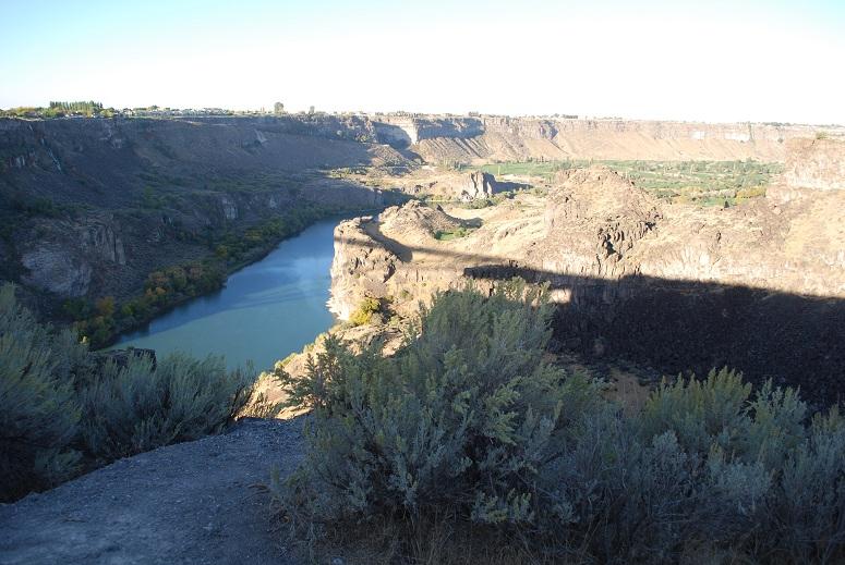 Snake River Canyon, Twin Falls, Idaho