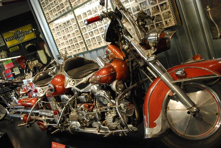 """Harley Davidson """"Raketa"""""""