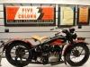 Harley Davidson - model z roku 1933