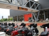 Pred Múzeom Harley Davidson