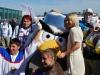 Hockey Bird - všetci sa s ním chcú fotiť