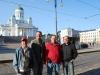 Naša štvorka na senátnom námestí