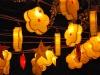 Lampióny v Hoi An, Vietnam
