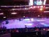 Na hokeji Panthers proti LAK