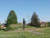 Pamätník oslobodenia, Tiszafüred, Maďarsko