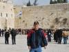 Pred Múrom nárekov, Jeruzalem
