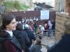V rade pred bezpečnostnou kontrolou, Jeruzalem