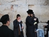 Čítanie z Tóry pri Múre nárekov, Židovská štvrť, Jeruzalem