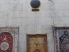 Jerusalem, Via Dolorosa, Zastavenie č. 2 oproti obchodu s kobercami