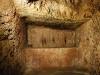 Jerusalem, Via Dolorosa, údajne pôvodný Ježišov hrob