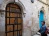 Jerusalem, Via Dolorosa, Zastavenie č. 6